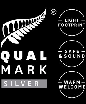 Qualmark Silver rated